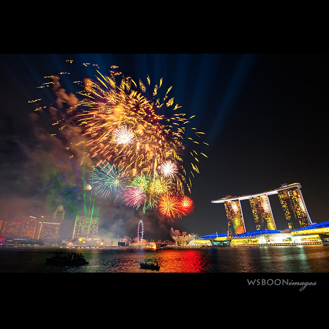 2011 Singapore National Day Rehearsal
