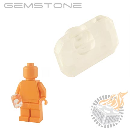 Gemstone - Trans Clear (Diamond)
