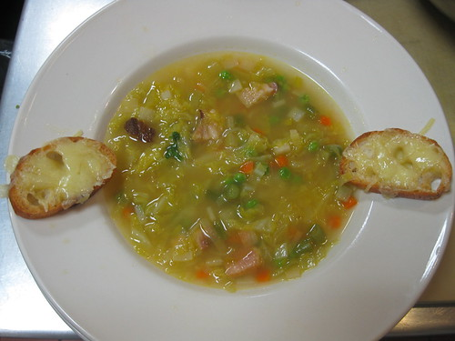 Farmer-Style Vegetable Soup