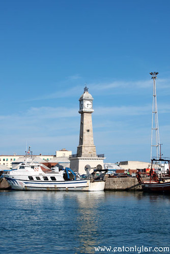 Port Vell Clock Tower