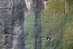 Preah Khan (Sacred Sword) (Keith Kelly) Tags: stone wall religious temple ancient sandstone asia cambodia southeastasia buddhist decoration ruin kingdom carving holy sacred kh siemreap angkor decorated preahkhan laterite kampuchea jayavarmanvii bayonstyle sacredsword late12thcentury