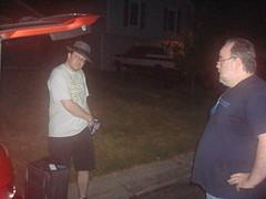 Eric and Hooligan