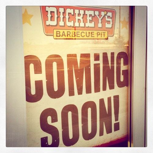 Dickies BBQ Coming to Kyle by seanclaes