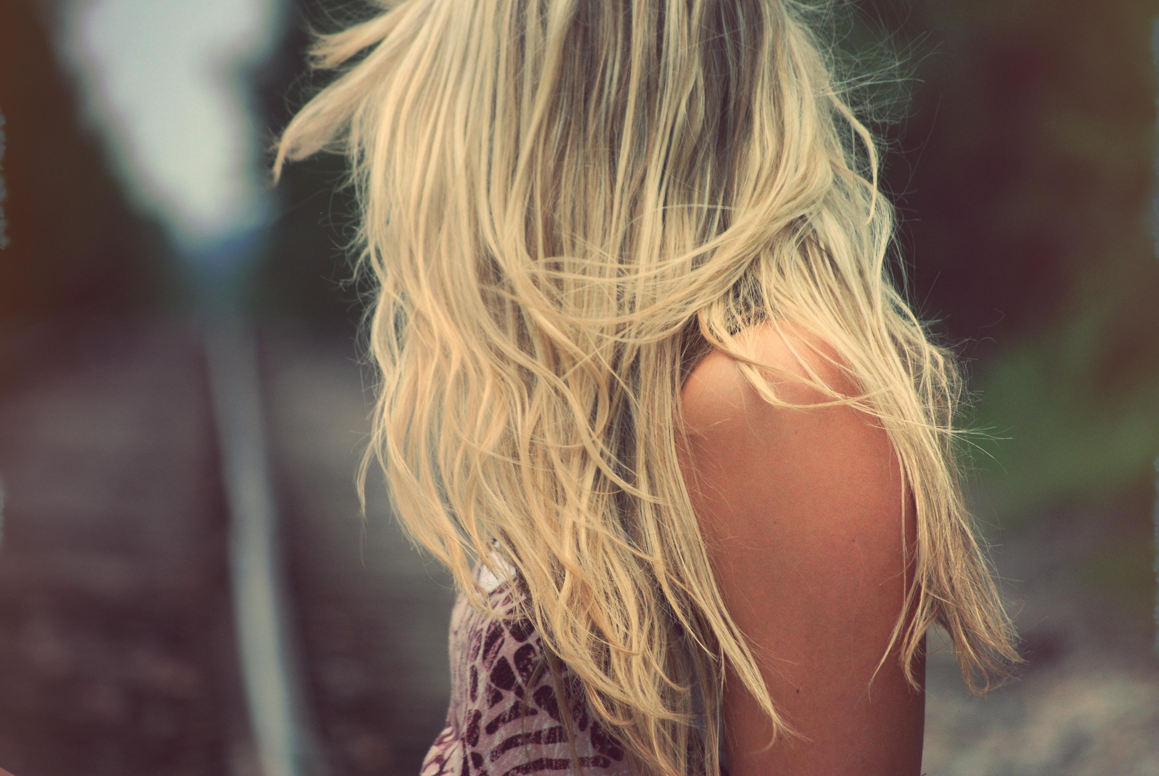 Фото блондинка в возрасте 12 фотография