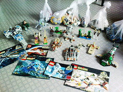 LEGO Star Wars collection purchased! (Jeroen_K) Tags: 2001 2002 2000 lego 1999 legostarwars starwarscollection oldlegosets oldlegostarwars