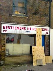 gentlemens haird sing by garethbee