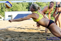 Geeske Banck (GER) (Danny VB) Tags: world city canada men beach sports sport ball germany de plongeon swatch athletic teams team sand women tour open jeep quebec ballon dive competition diving playa tournament german volleyball athletes athlete allemagne plage volley challenge ville equipe volleybal ger allemand sillery volei mikasa pallavolo joueur geeske sportif voleibol sportive 2011 fivb  joueuse plonger allemande siatkwka tournois voleiboll volleybol volleyboll voleybol banck nicedive  lentopallo siatkowka vollei voleyboll silery palavolo geeskebanck volleibol volleiboll