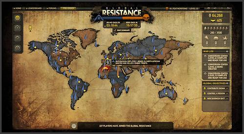 Global Resistance 1
