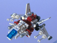 Interceptor (Legoloverman) Tags: lego 201 interceptor microscale