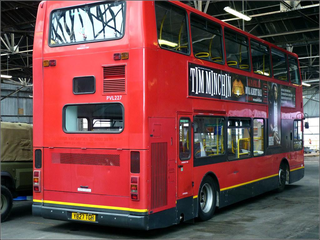 Plymouth Citybus 429 Y827TTGH