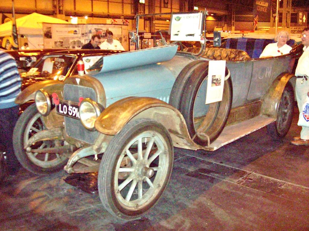 132 Hudson Six Forty (1915)