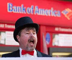 'Billionaires for Coal' Thank Bank of America