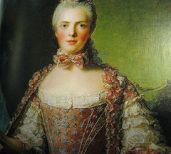 Marie-Adelaide de France (rosewithoutathorn84) Tags: madame portrait france history girl painting french princess young royal versailles histoire chateau bourbon fille royalty 18thcentury 1700s francais nattier jeanmarcnattier marieadelaide