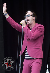 Fitz and the Tantrums - Day 2 - Grant Park - Chicago, IL - Aug 6th 2011