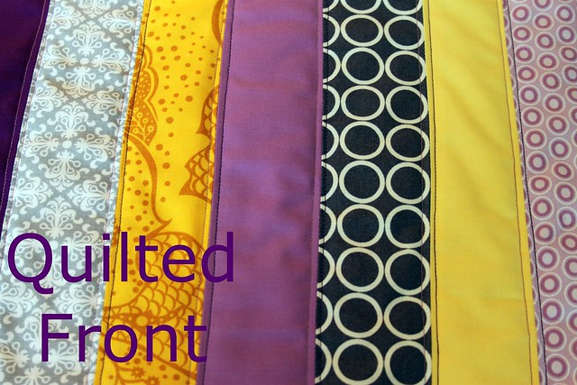 Quilted Pillow Top