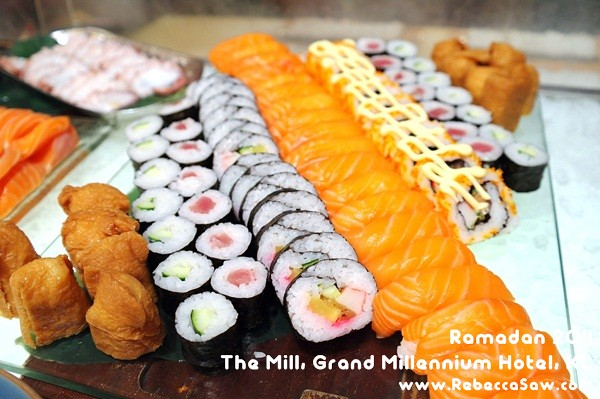 Ramadan buffet - The Mill, Grand Millennium Hotel-39