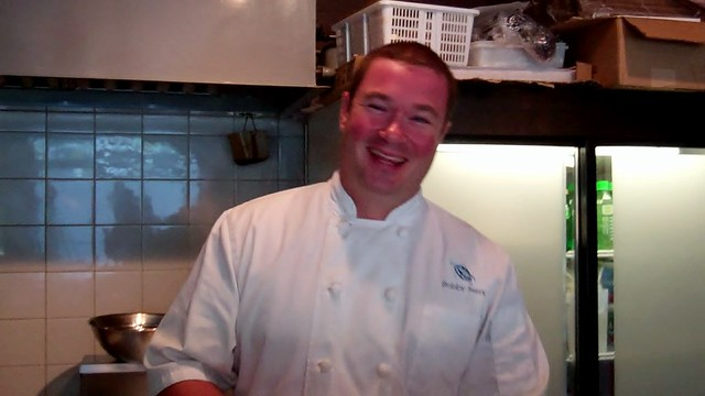 Chef Robby Berry - Bleu Turtle Breakfast Bistro - 10 August 2011 - NiagaraWatch.com