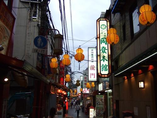 0669 - 12.07.2007 - Yokohama (Barrio Chino)