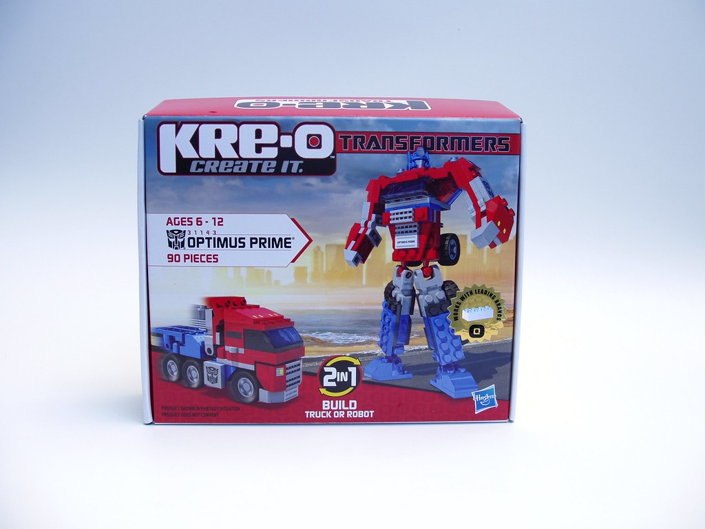 KRE-O 31143 Optimus Prime