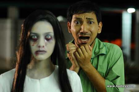 Photo Still Hantu Bonceng