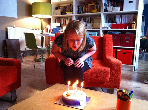 Elin's Birthday Cake