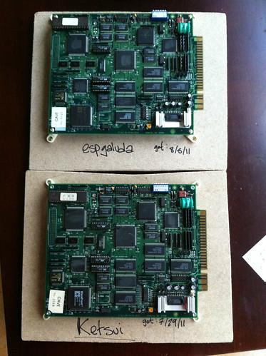 PGM boards