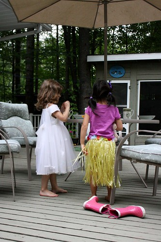 cottage day 1 - dress up