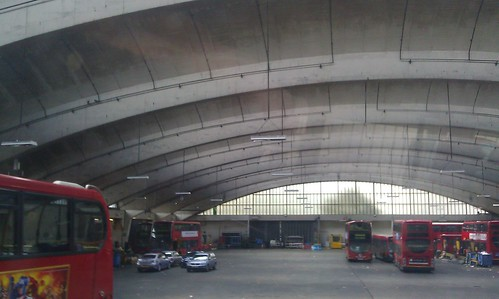Stockwell bus station