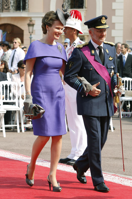 HSH Princess Mathilde of Belgium (1)