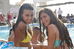 _DSC0372 (Streamer -  ) Tags: blue girls party two hot sexy men beach boys water pool hair israel model eyes sand women yam teen bikini  tanned  streamer     ashkelon               ashqelon    tzalam