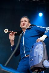 Hurra Torpedo på Øyafestivalen 2011
