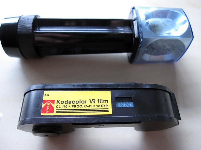Kodak-Instamatic-110-camera