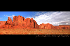 Camel Butte, Monument Valley Navajo Tribal Park (j glenn montano 3) Tags: park arizona monument utah butte glenn tribal camel valley navajo hdr montano justiniano flickraward flickraward5