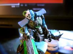 Necron 5 (Camper_Bob) Tags: miniature painted 40k destroyer warhammer duncan macdonald gamesworkshop necron