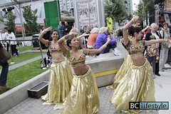 Culture Days Dance in British Columbia Canada
