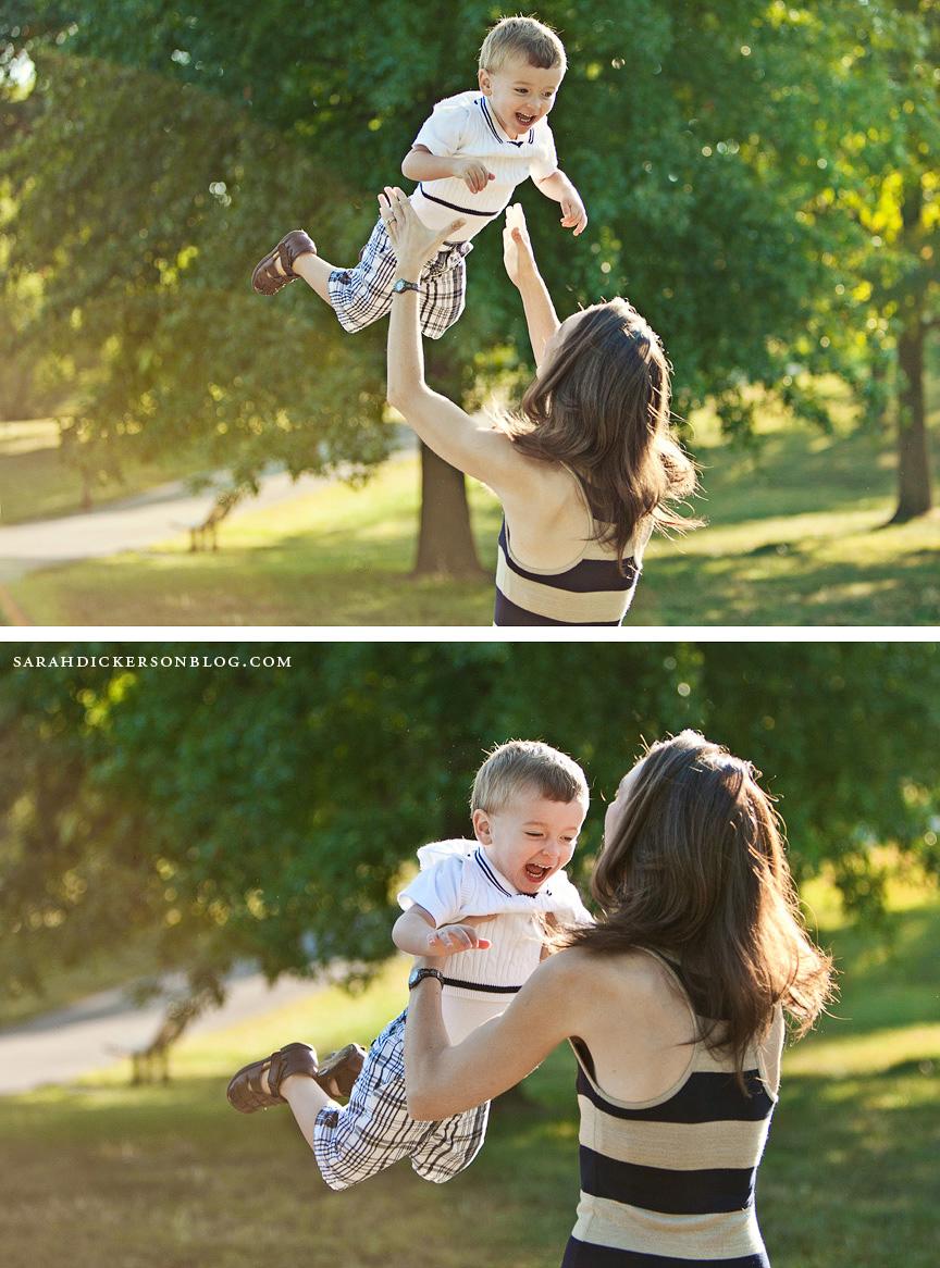 Shawnee MIssion Park Kansas family photographers