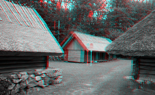 Tallinn Open Air Museum in stereo