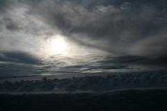 Ominous (a.dombrowski) Tags: road sky cloud mountain snow ominous beartoothpass beartooth us212 hwy212 beartoothhwy