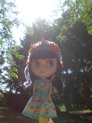 Alice is my sunny girl!