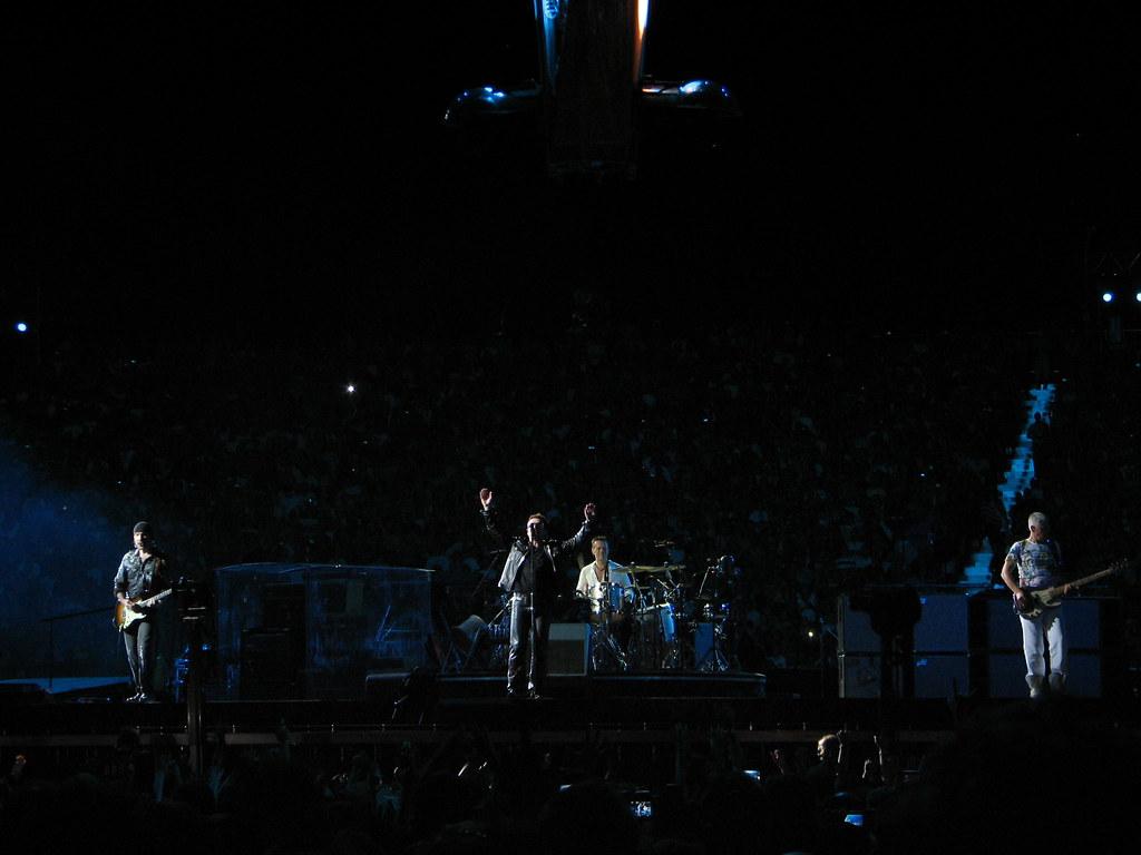U2 - 360° Tour - Montréal 2011