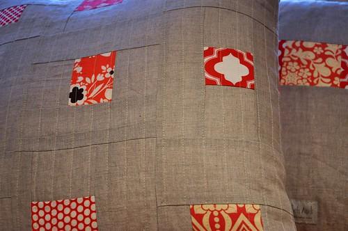 Cushions - detail 2