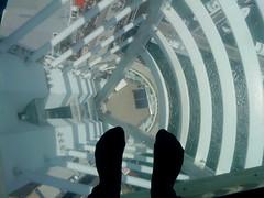 Matilde Spinnaker Tower 10-7-2011 (corradomar) Tags: portsmouth spinnakertower glassfloor
