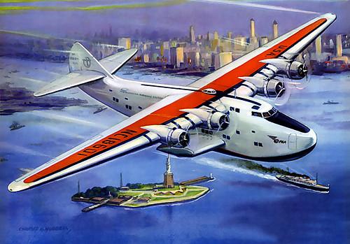 Boeing 314 1939