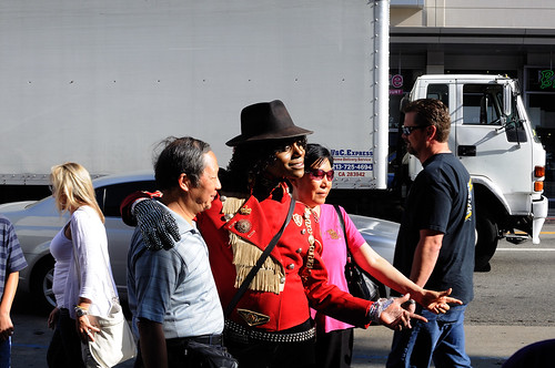 Michael Jackson (fake)