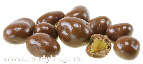 Fresh & Easy Milk Chocolate Covered Toffee Pieces