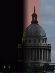 The pantheon: morning to night