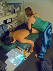 Multisensory massage