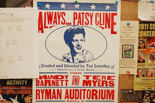 Always Patsy