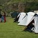 Primeiro acampamento a 2500m