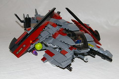 Incom W-Wing (Blade12861) Tags: w wing fbtb incom